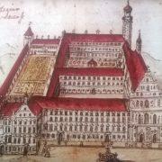 Bild auf dem Titel von: Andreas Kraus, Das Gymnasium der Jesuiten zu München 1559-1773, München 2001