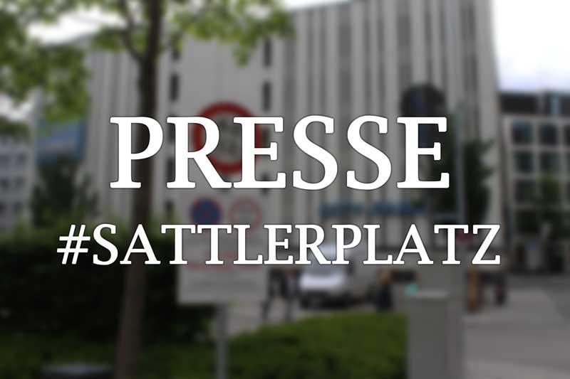 Pressereaktionen zum Sattlerplatz