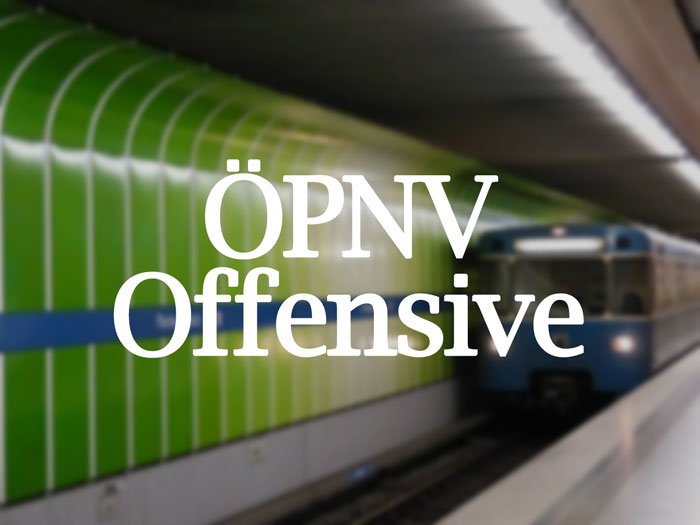 ÖPNV-Offensive in der Kritik