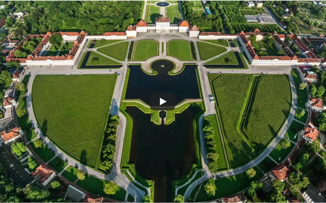 Schloss Nymphenburg: Bauen im historischen Kontext. Moderne oder Denkmalschutz?