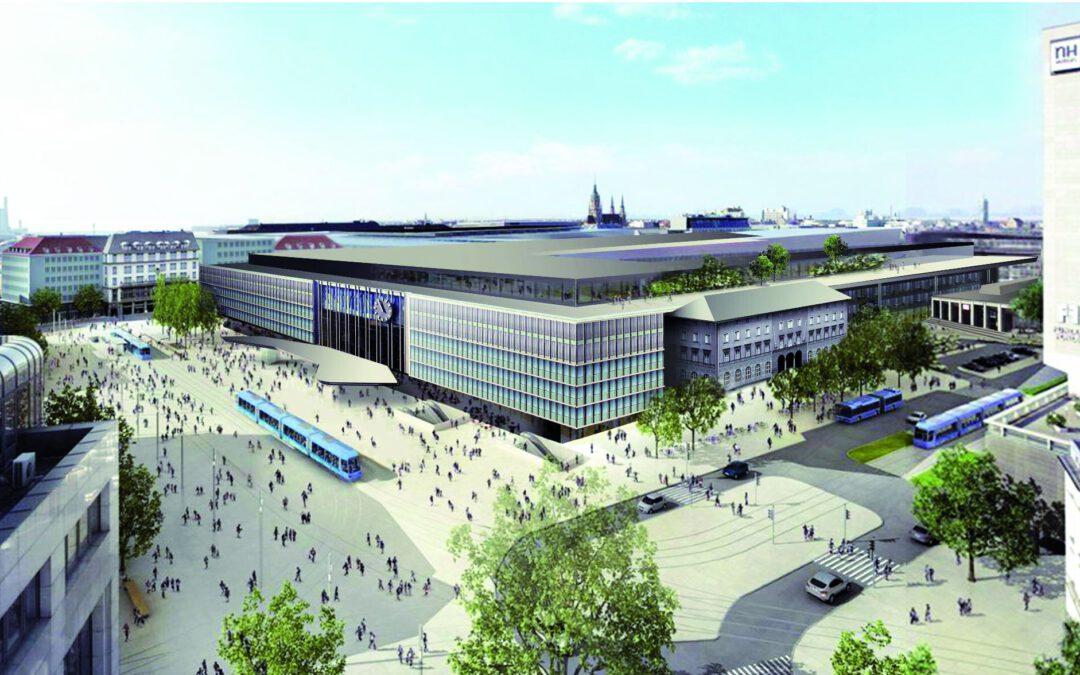 Stellungnahme zum Bebauungsplan des Starnberger Flügelbahnhofs