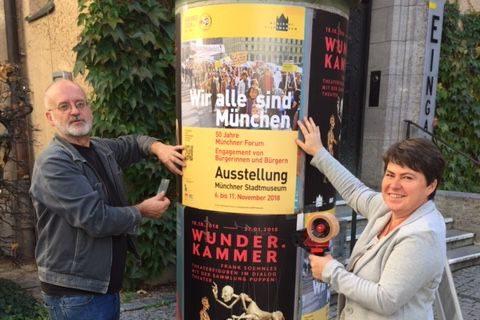 50 Jahre Münchner Forum – Rückblick auf das Jubiläum [Standpunkte 01.2019]