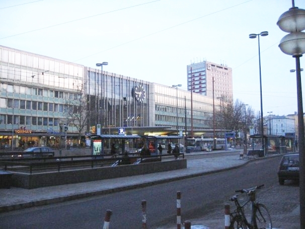 Kontroverse: Hochhaus am Hauptbahnhof