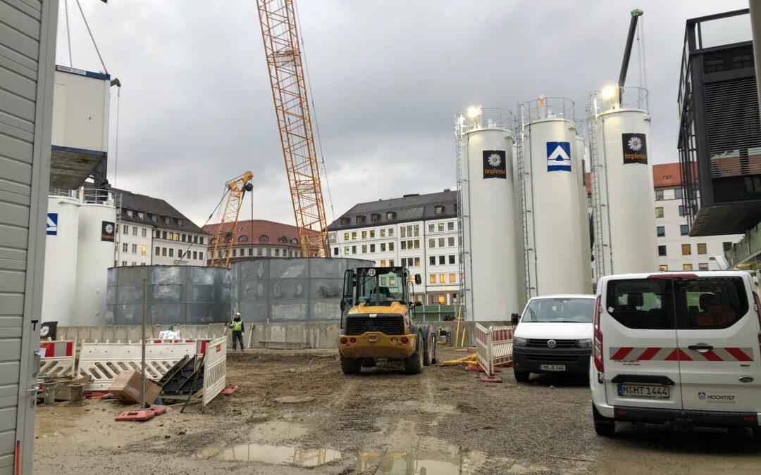 Einwendung gegen 6. Planänderung im PFA 2 der 2. S-Bahn-Stammstrecke (Anpassung der unterirdischen Verkehrsstation Marienhof)