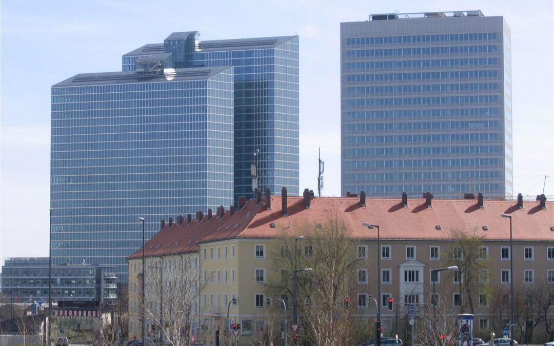 Neue Hochhäuser für München?