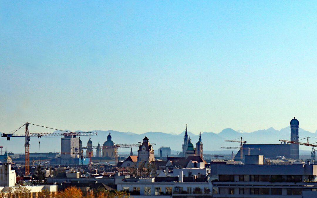 München, die räumliche Identität der Stadt – Grundlagen einer Hochhausstudie