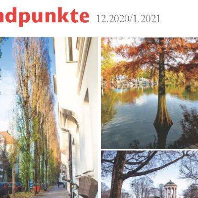 München und sein urbanes Grün [Standpunkte 12.2020/01.2021]