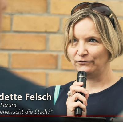 Stadtspaziergänge 'Wem gehört's? – Wie Bodenpolitik die Stadt bestimmt'