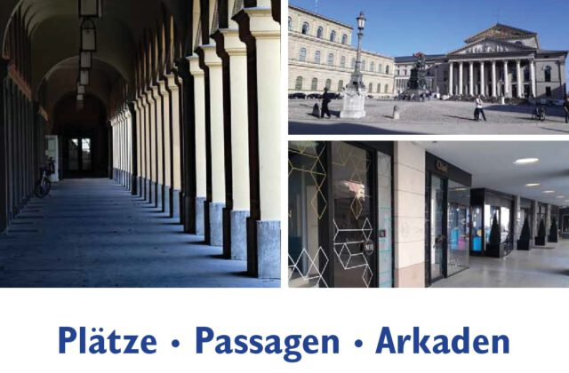 Plätze – Passagen – Arkaden [Standpunkte 02./03.2021]