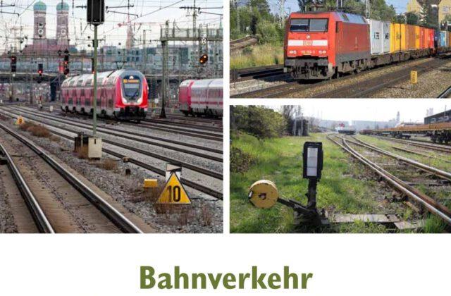 Bahnverkehr in und um München [Standpunkte 04./05.2021]