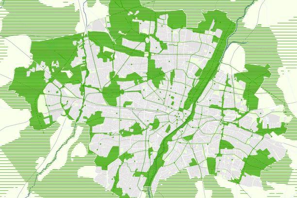 Dichte braucht Freiraum – Langfristige Grün- und Freiraumplanung in München