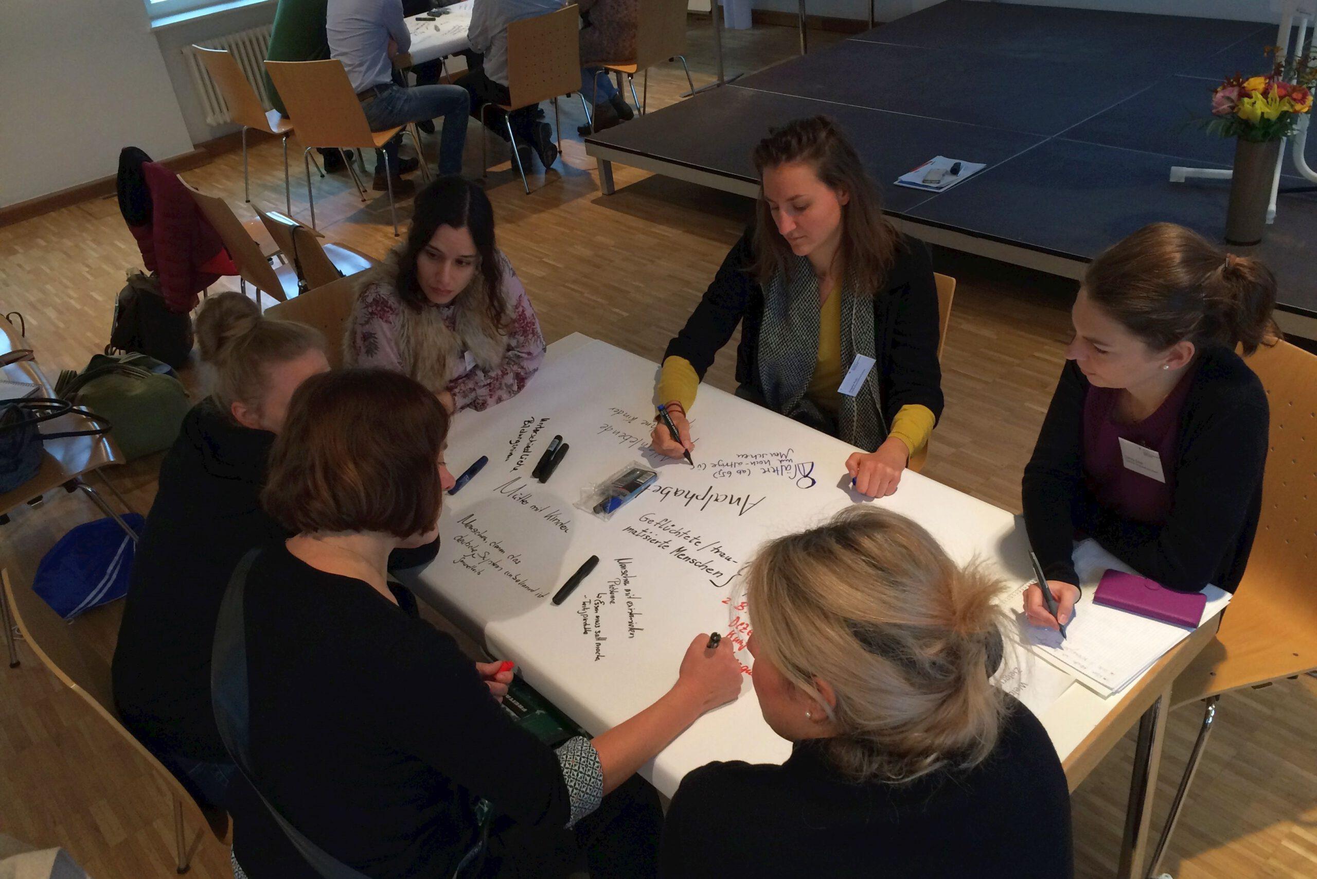 PlanTreff: Plattform zur Stadtentwicklung - mitdenken, mitreden, mitplanen